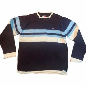 ✨3 for $30✨Tommy Hilfiger 4T Boys Striped Sweater